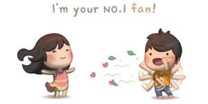 no 1 fan