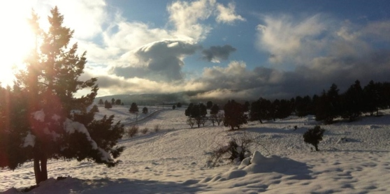 snow in mersin 2