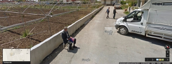 Dede on the street Google maps