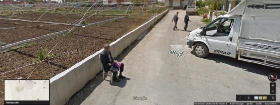 Dede on the street Google maps