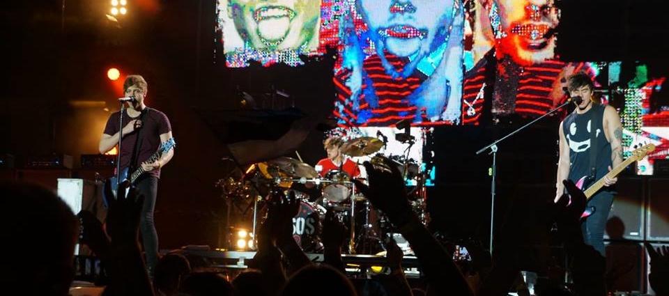 5sos concert