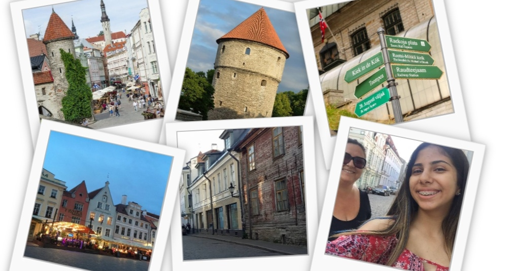 Estonia collage