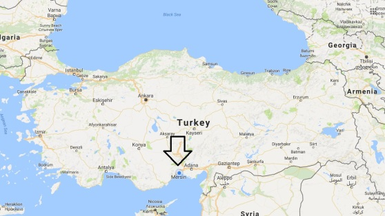 Reasons Why Mersin Is The Most Underrated Tourist Destination - Mersin map